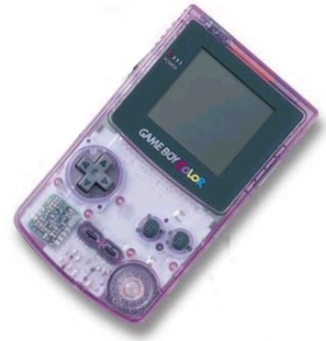 My Gameboy Color!