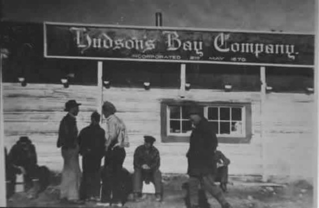 Formation of the Hudson's Bay Company