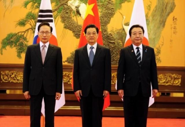 Canada - Japan/China/South Korea