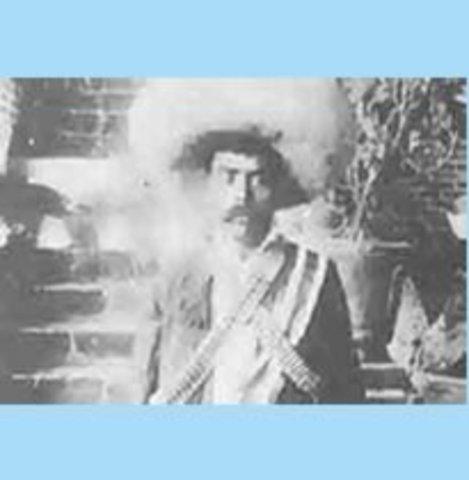 Muerte de Emiliano Zapata.