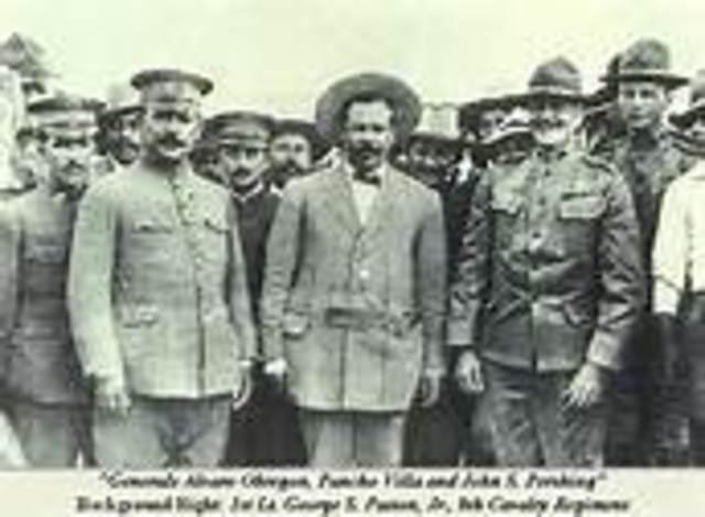Gobierno de Álvaro Obregón. 44° presidente de México. (01 de diciembre de 1920 al 30 de noviembre de 1924.)