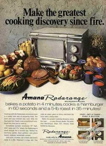 History Of The Microwave Oven Timeline Timetoast Timelines