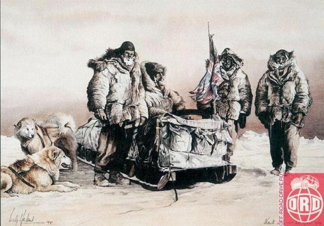 История освоения Арктики Россией timeline | Timetoast timelines
