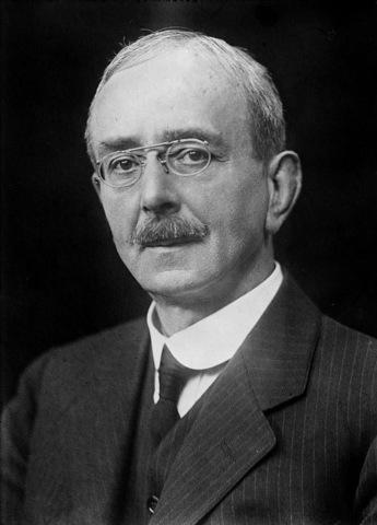 Charles Scout Sherrington (1857- 1952)