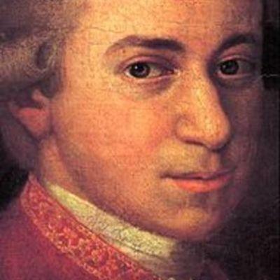 Estrenes d'bres destacades de Mozart timeline