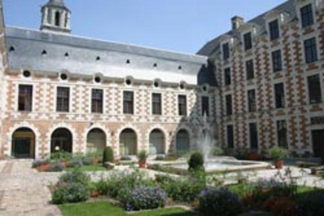 Etudes au collège de Vendôme