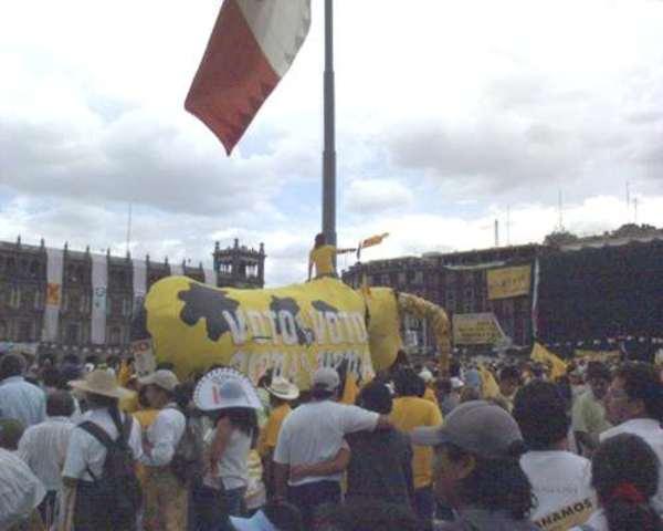 Movimiento de Andres Manuel Lopez Obrador