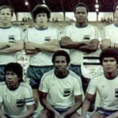 Selección de Honduras timeline