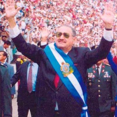 Ex presidentes de Honduras timeline