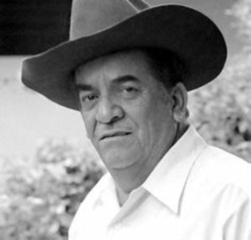 Ex presidente Suazo Córdova