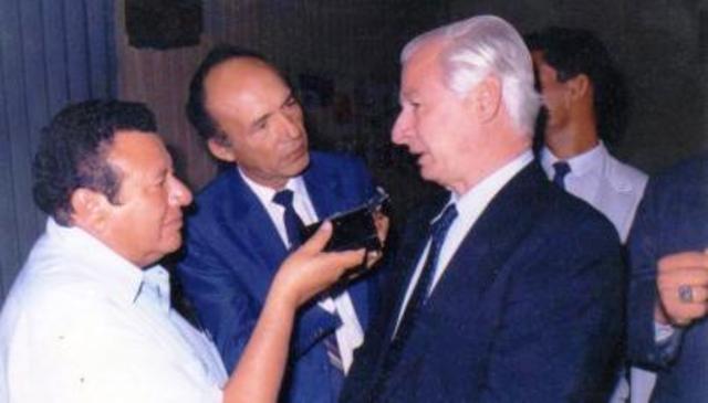 Ex presidente Azcona