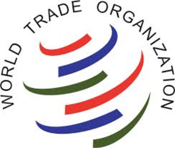 WTO is formed