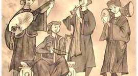 Historia de la Música Edad Media-Siglo XX timeline