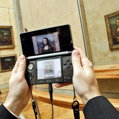 Les inventions liées à l'évolution des parcours touristiques audio guidés. timeline