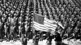 The United States and WW2 timeline