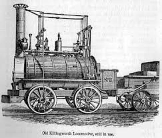 1st Successful Steam Engine is built