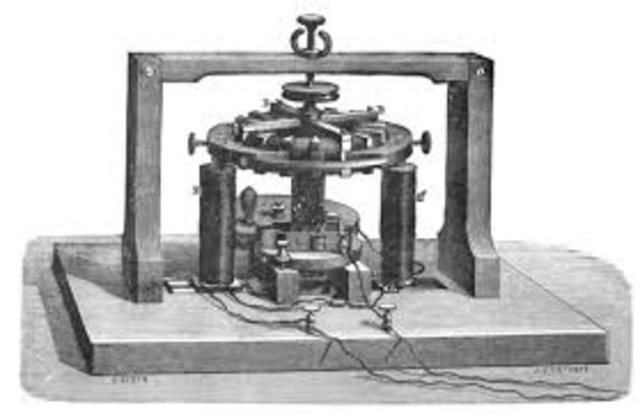 Michael Faraday's dynamo