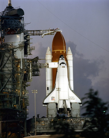 space shuttle challenger radio - photo #12