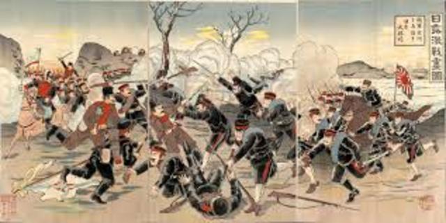 Russo-Japansese War