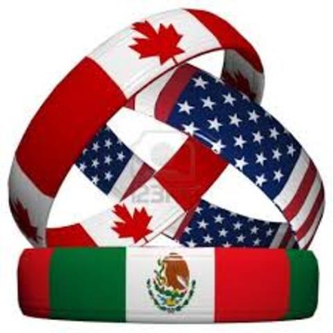 NAFTA is Formed
