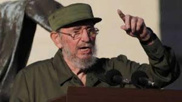Fidel Castro's communism in Cuba