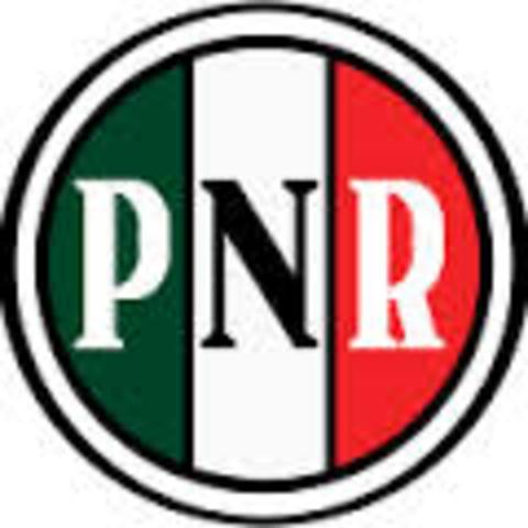 Se funda el Partido Nacional Revolucionario (PRI)
