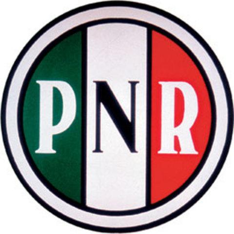 Nacimiento del PNR