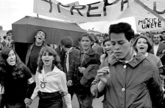 Represión social (TLATELOLCO)