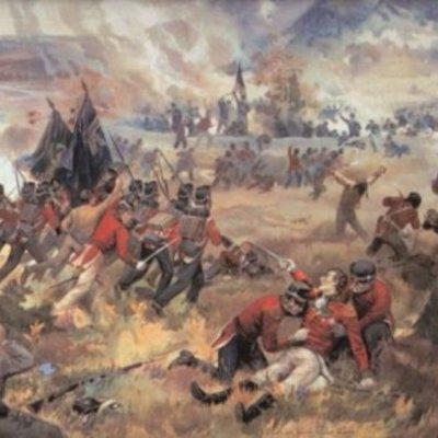 American War of Independence timeline
