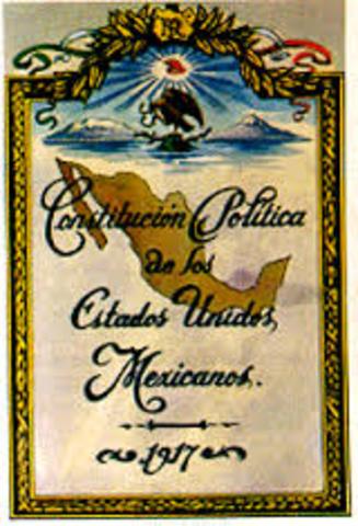 Constitución 1917