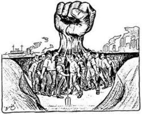 Rebelión obrera
