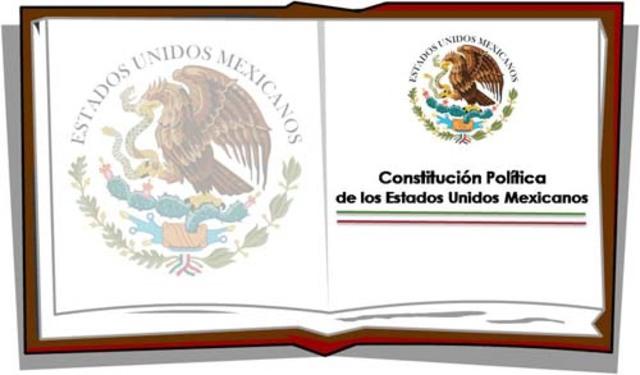 Constitución política (Nace el estado)