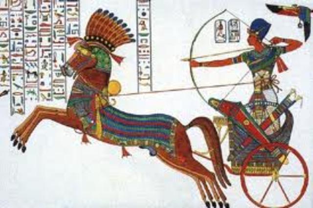 5500 a.C. La rueda