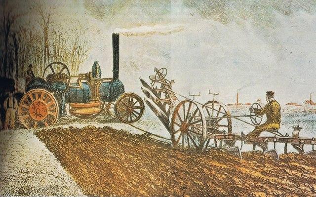 1700-1860 d.C. Revolución Agrícola