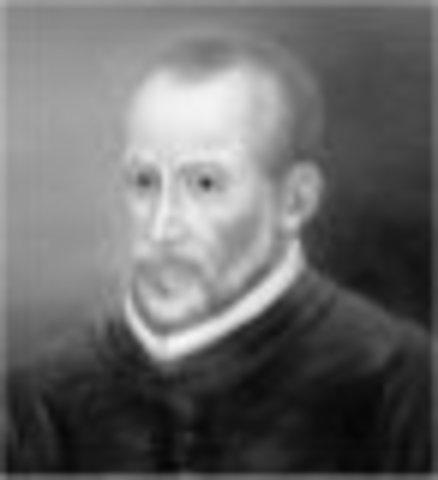 Giovanni Pierlugi da Palestina (1525 – 1594).