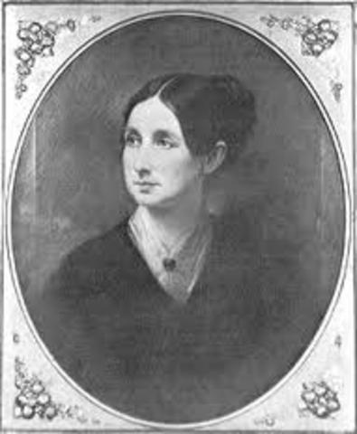 US Asylum Reformer: Dorothea Dix