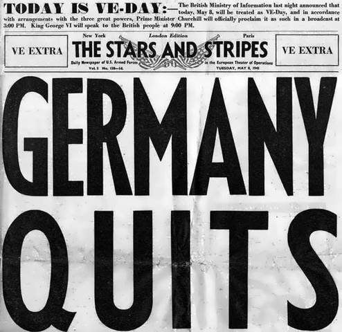 Germany Quits!
