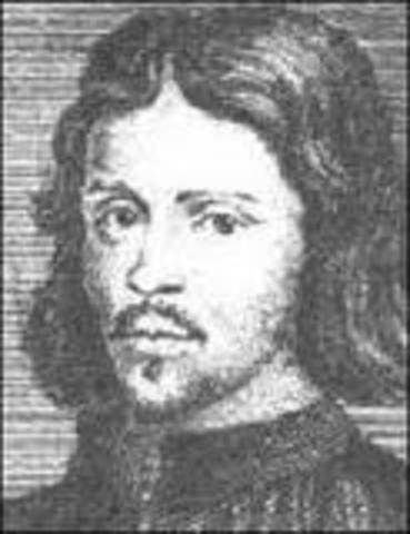 Thomas Weelkes (baptised 25 October 1576 – 30 November 1623)