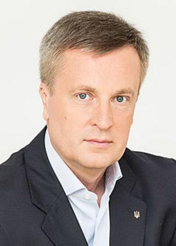 Валентин Наливайченко став новим главою СБУ