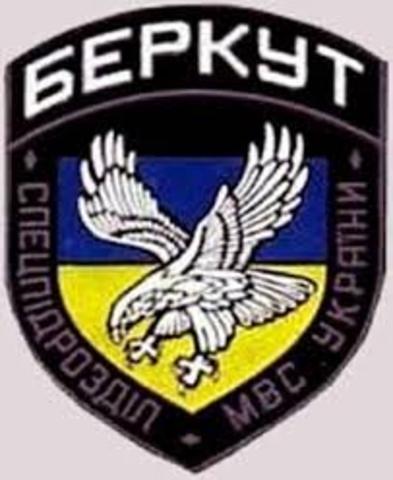 """Аваков підписав наказ про ліквідацію """"Беркуту"""""""