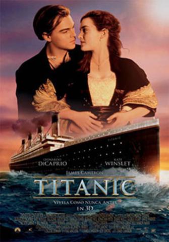Desde los años 90 hasta ahora  Titanic - James Horner