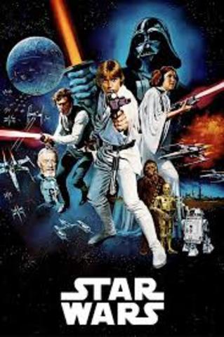 star wars IV, a new hope