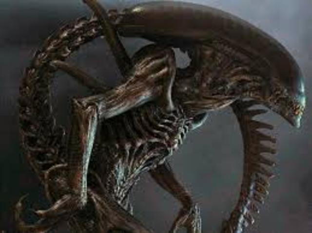 alien, el cotavo pasajero