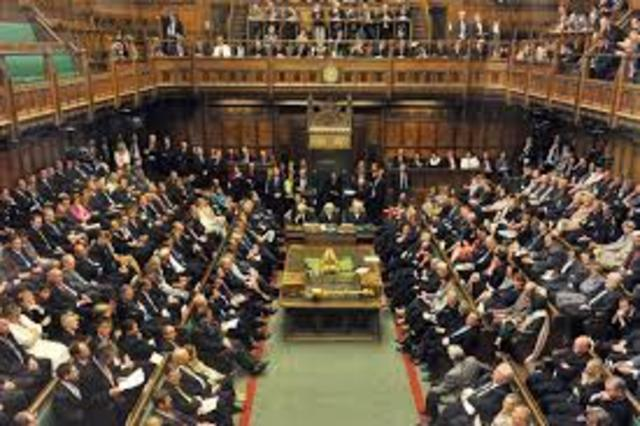 New vote at  the House of Commons