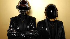 Trayectoría del dúo francés, Daft Punk. timeline