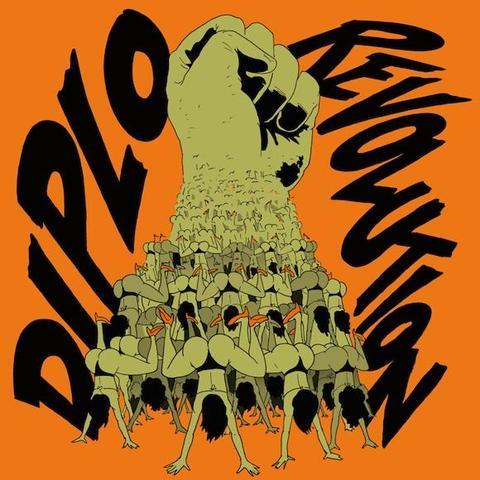 Lanza su EP Revolution