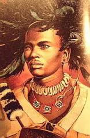 Shaka Zulu's Death