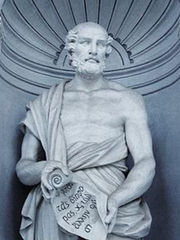 TEOFRASTO DE ERESO (c. 371-286 a C.)