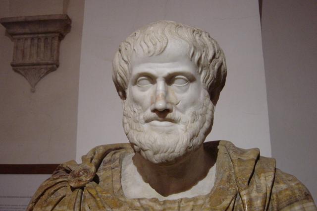 ARISTOTELES (384-322 a.c.)