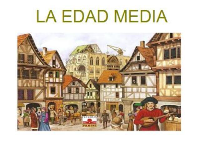EDAD MEDIA(476-1492 D.C.)